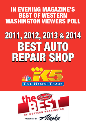 Trustworthy Auto Repair in Mukilteo
