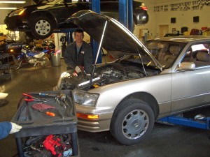 Car Repair in Lynnwood