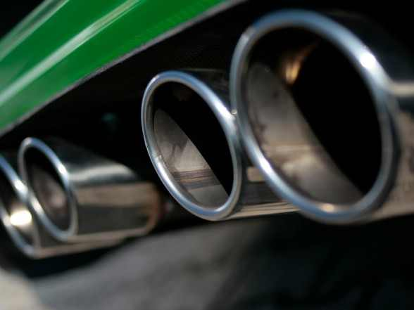 Sports Car Exhaust Sports Car Installation Exhaust Systems In