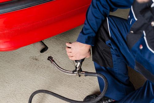 exhaust repair in Lynnwood