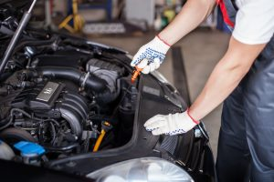 Oil Change Service in Lynnwood