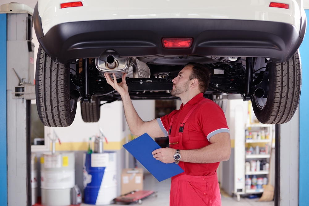 Muffler Issues = Exhaust Repair in Lynnwood