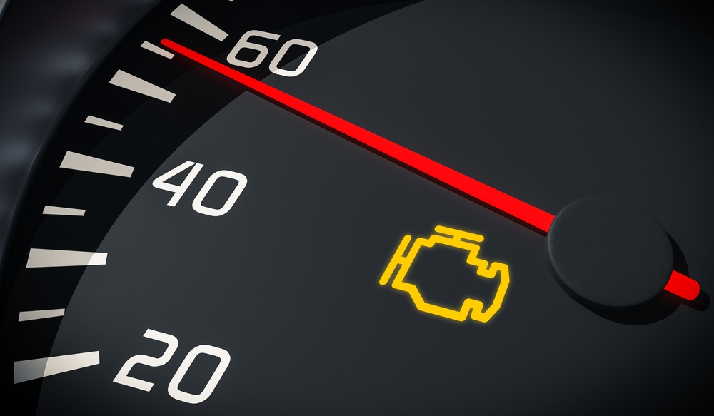 What To Do When The Dreaded Check Engine Light is On in Lynwood
